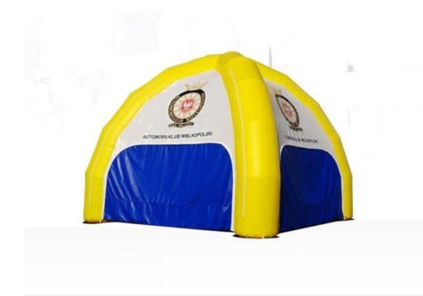 namioty pneumatyczne, namioty reklamowe, namioty dmuchane