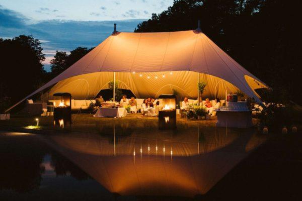 namiot gwiazda, namiot weselny, namiot eventowy